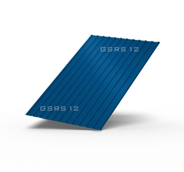 Профлист HC 10 Сигнально синий