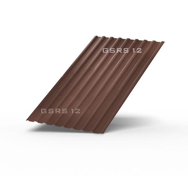 Профлист МП 20 Шоколад