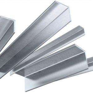 Металлический угол горячекатаный 63х63х5,0х12000